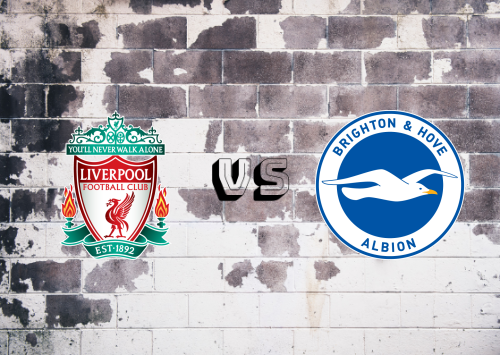 Liverpool vs Brighton & Hove Albion  Resumen y Partido Completo