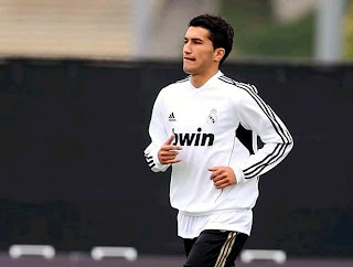 Sahin has already recovered from left knee injury