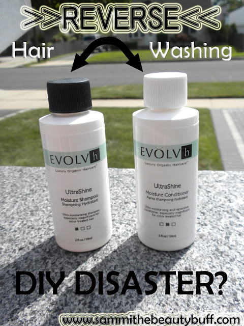 DIY Disaster: Reverse Hair Washing? | Sammi the Beauty Buff