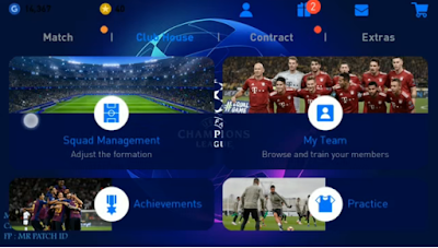 Free Download PES 2019 v 3 1 1 UEFA Champions League by Mr PATCH
