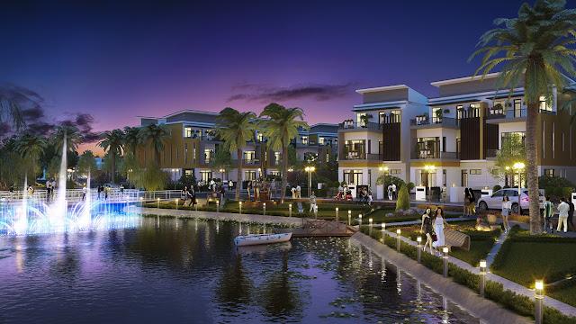 Khu đô thị Trần Anh Riverside với những tiện ích bậc nhất, đem lại cuộc sống tiện nghi và thư thái cho khách hàng.