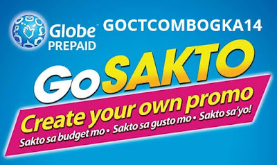 GOCTCOMBOGKA14 : 500mins Calls to Globe/TM/ABS-CBN/Cherry + 20 All-Net Texts