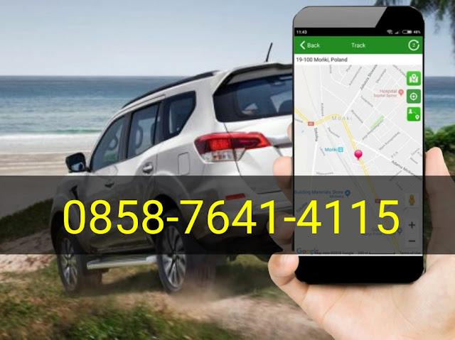 Gps Tracker rental sewa mobil
