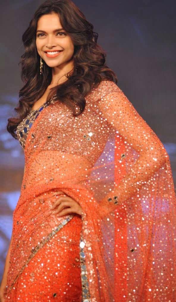 Deepika Padukone Hot Navel Photos from Happy New Year ...