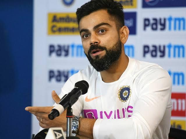 भारत ने दक्षिण अफ्रीका को तीन मैचों की सीरीज के पहले टेस्ट मैच में 203 रनों से करारी शिकस्त दी
