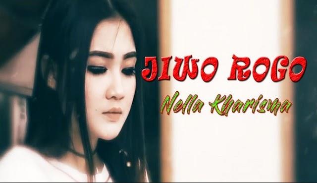 Lirik Lagu Jiwo Rogo Nella Kharisma Asli dan Lengkap Free Lyrics Song