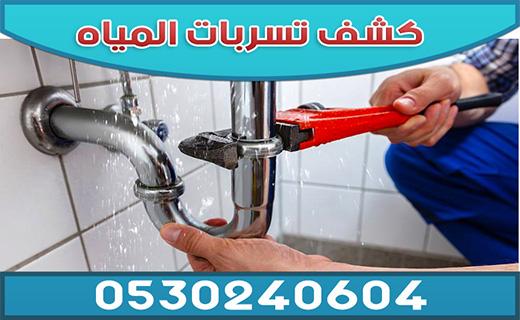 شركات اصلاح تسربات المياه المعتمدة