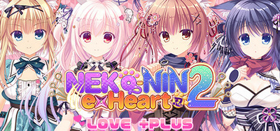 NEKO-NIN exHeart 2 Love PLUS-DARKSiDERS