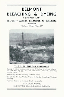 Belmont Bleaching & Dyeing Company Ltd