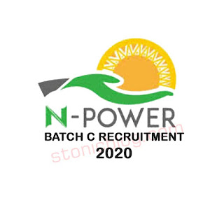 N-Power Requirement for 2020 Batch C Recruitment