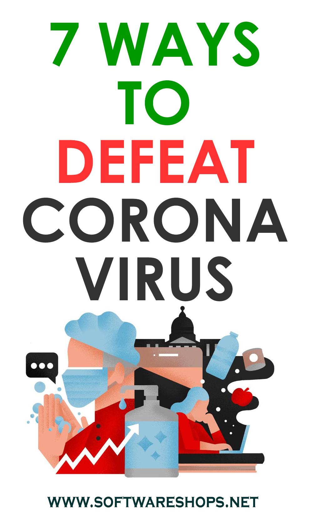 defeat coronavirus