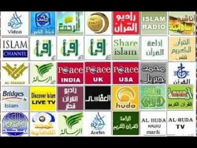 تردد القنوات الدينية الاسلامية للقران الكريم 2019