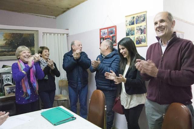 Francisco Madero: Subsidio a la Asociación civil de Jubilados y Pensionados