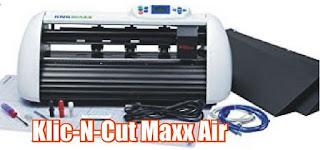 Klic-N-Kut Maxx Air