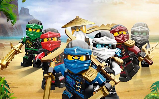 Câu Chuyện LEGO: Ninja - The Lego Ninjago Movie (2017) Big