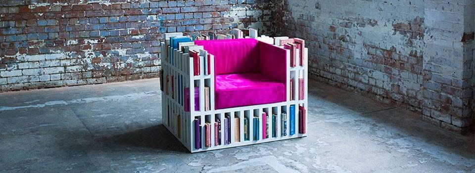 Alexandra proa o 3d green pear diaries mobiliario - Mobiliario para libreria ...