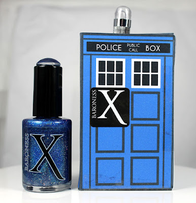 Baroness X Chameleon Circuit and The TARDIS