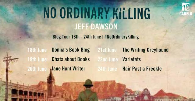 no-ordinary-killing, jeff-dawson, book, blog-tour