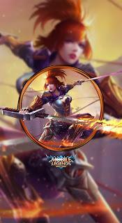 Fanny Blade Dancer Heroes Assassin of Skins V2