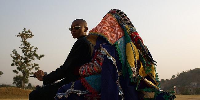 Egúngún / Masquerade (Olive Nwosu)