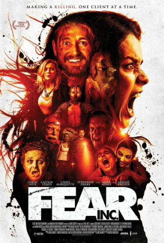 Fear, Inc. [2016] [DVDR] [NTSC] [Subtitulado]