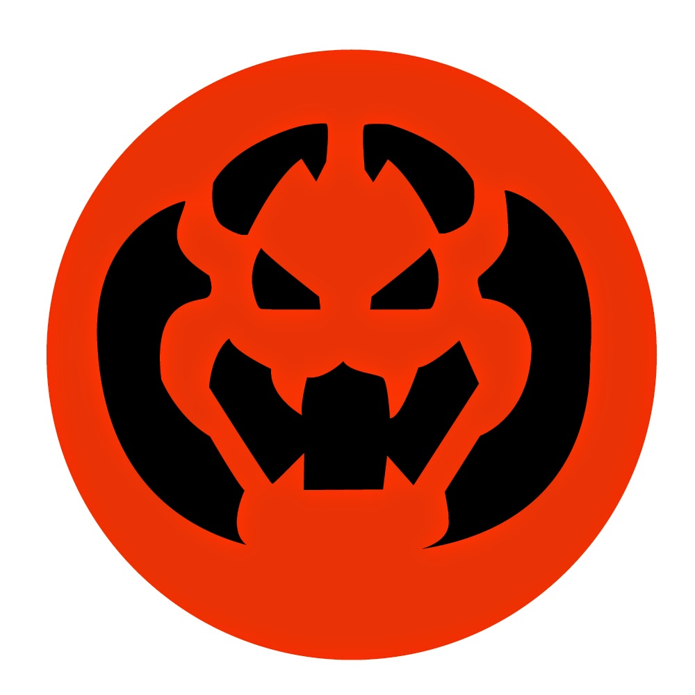 Get in the #Halloween Spirit with #Nintendo Stencils- via www.productreviewmom.com