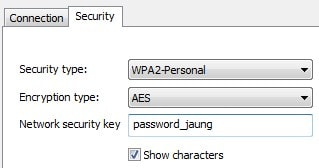 gambar 1.3 Mengetahui Password Wifi Di Komputer