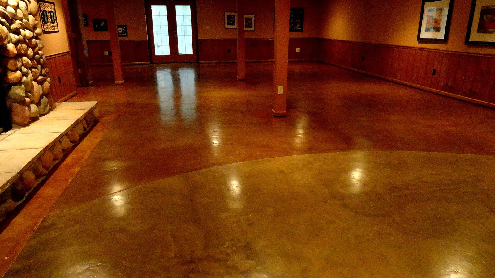 Polished Concrete Floors Diy Choices