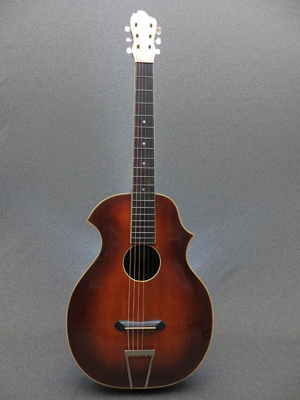 although i must mention that prior to the acquisition, stromberg-voisinet  had a line of guitars and mandolins under the kay kraft brandname