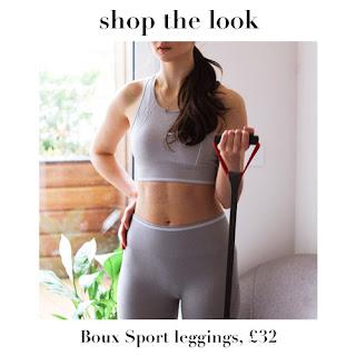 boux sport gym leggings