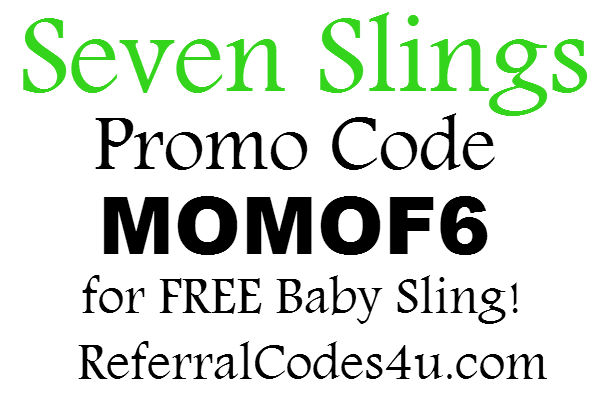 SevenSlings Promo Code 2018-2019 (FREE Baby Sling) | Best ...