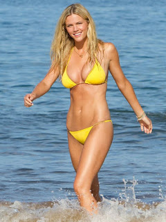 Andy Roddick S Wife Brooklyn Decker From Her Swimsuit Days