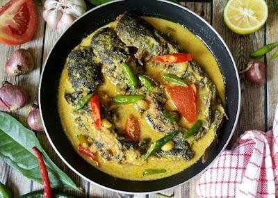 resep mangut ikan lele