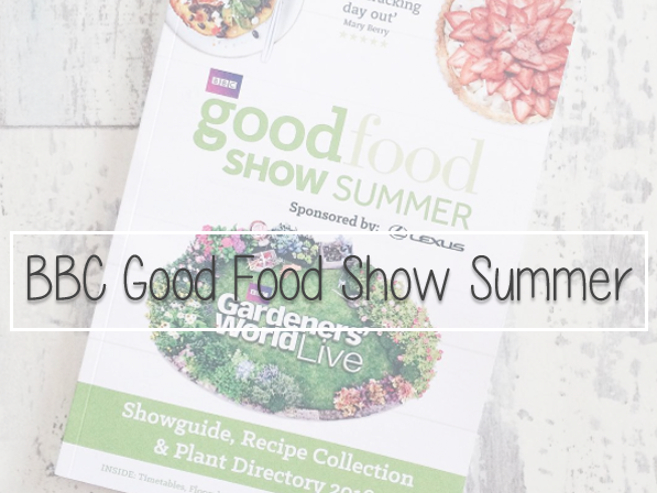 BBC Good Food Show Summer | Lakeland Competition Winner