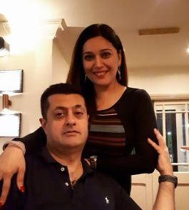Niki Aneja Walia Family Husband Son Daughter Father Mother Marriage Photos Biography Profile.