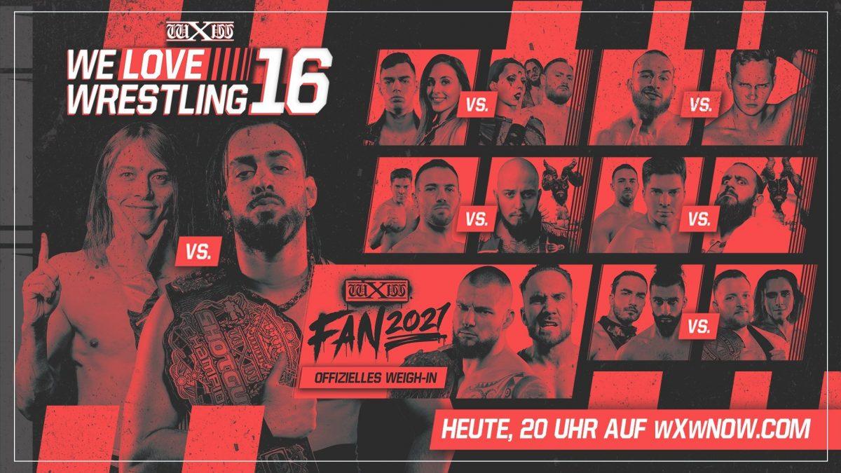 Cobertura: wXw We Love Wrestling (18/06/2021) – Shot!