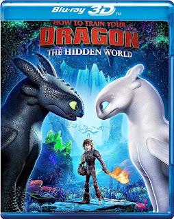 Cómo Entrenar a tu Dragón 3 [BD25 3D] *Con Audio Latino