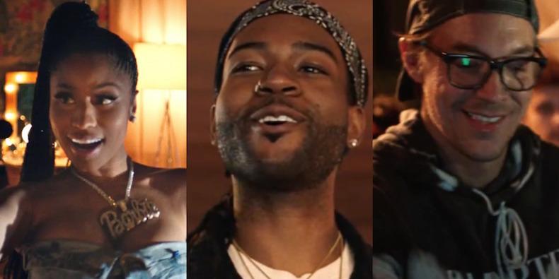Major Lazer estrena el video de 'Run Up', con Nicki Minaj y PARTYNEXTDOOR
