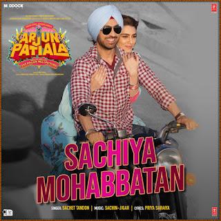 Sachiya Mohabbatan Song