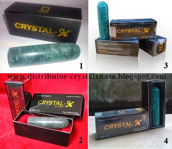 Ciri-Ciri Kemasan Crystal X Asli Dari Dulu Sampai Sekarang