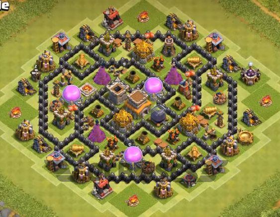 war base layout th8