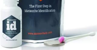 Teste de níquel para meteoritos, MeteoriteID