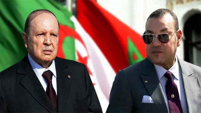 الملك يبعث برقية تعزية إلى أفراد أسرة الرئيس الجزائري السابق