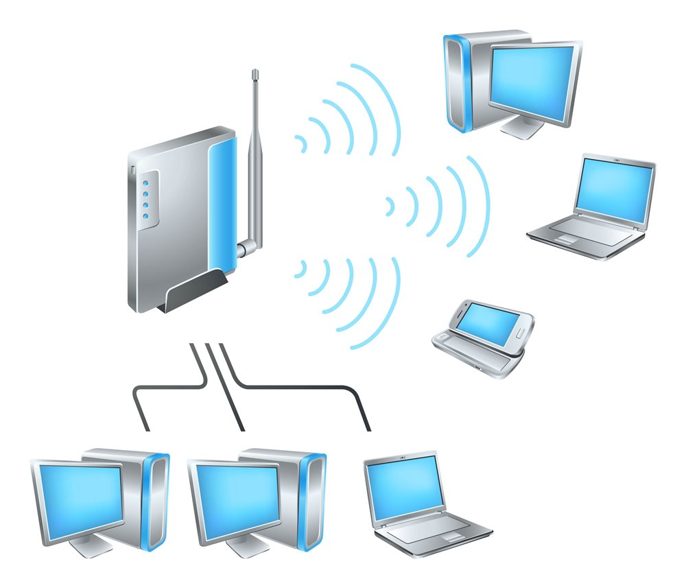 How To Convert Your Wired Connection Into Wireless Network ...