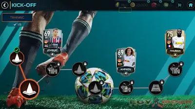 FIFA 2020 احدث اصدار من لعبة كرة قدم واحدة لأجهزة iPhone أو iPad