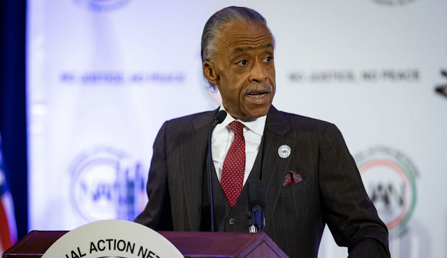 Al Sharpton Credits Himself For All This Blackity Blackness Taking Over National Politics