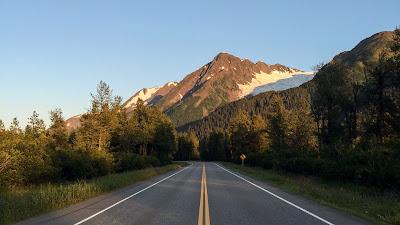 Nature Road Wallpaper