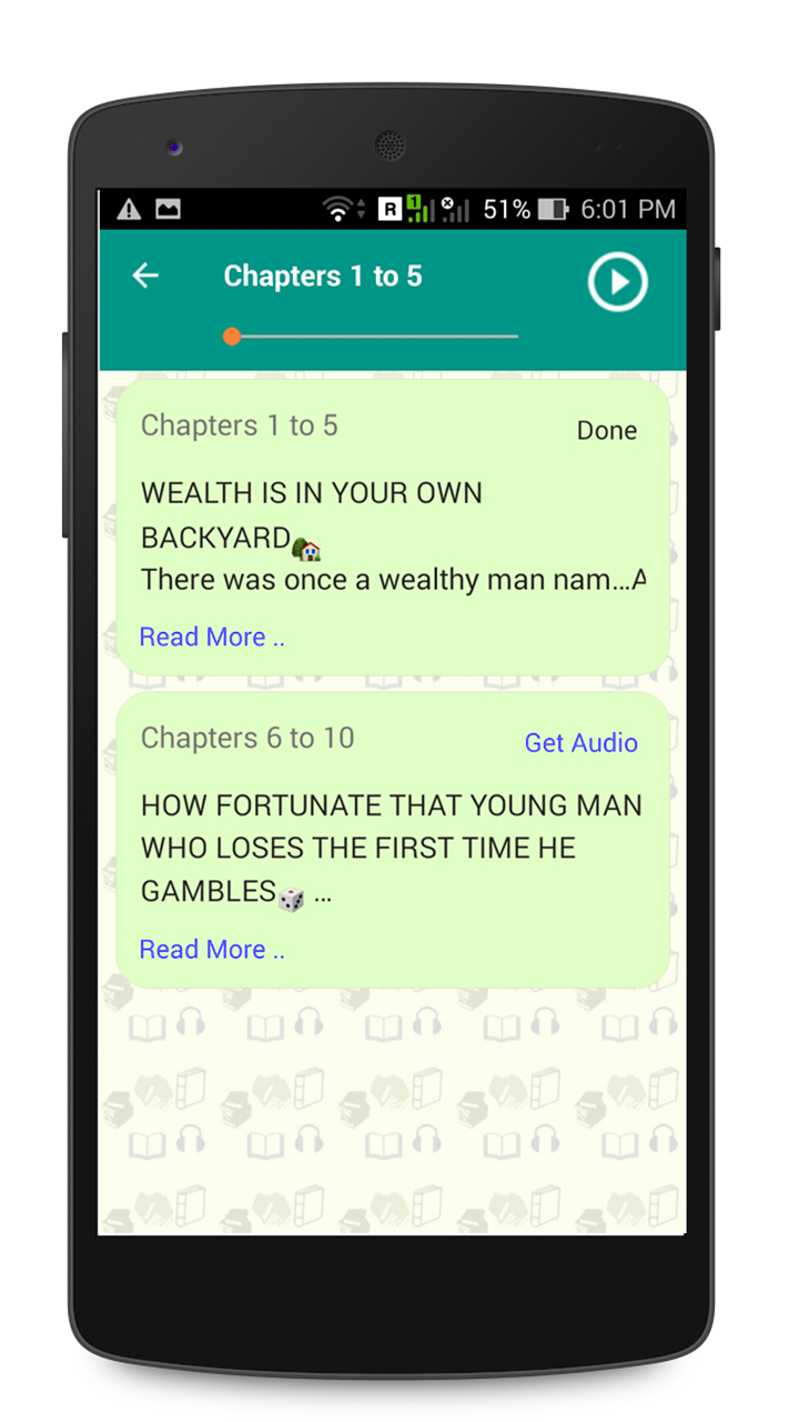 Free book summaries on Booklet App