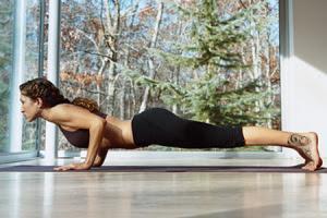 intricacies of yoga fourlimbed staff pose