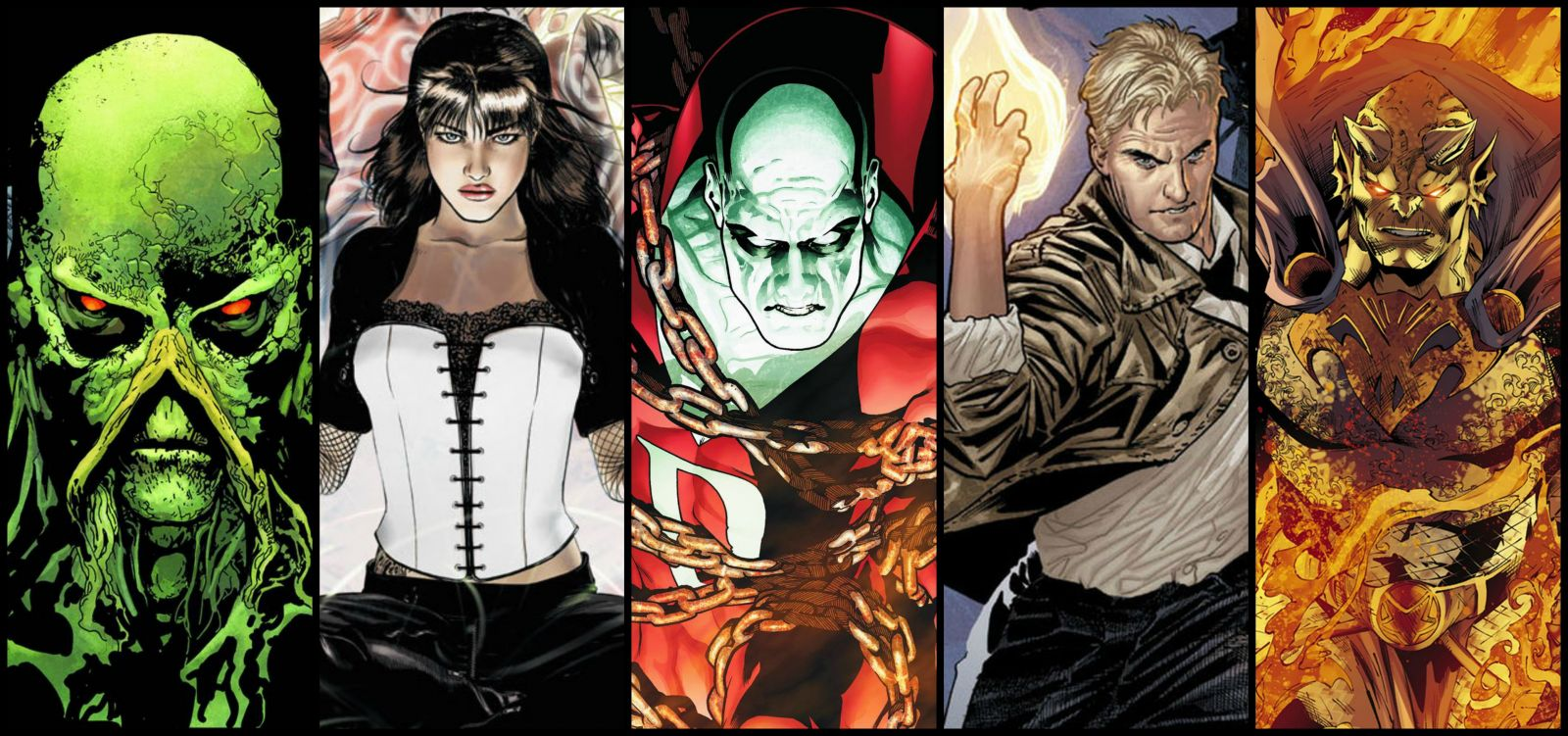 Justice League Darkтемная лига справедливостиbatgirl